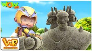 Vir Vs Danger Devil - Vir: The Robot Boy WITH ENGLISH, SPANISH & FRENCH SUBTITLES