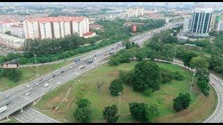 APARTMENT BAGUS  DI  KUALA LUMPUR //Helicopters di Kuala Lumpur!! KL PART 1  VLOG 98