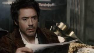 Sherlock Holmes, Shinedown - Sound of Madness Music Video