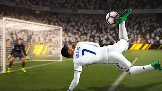 FIFA 17 - BEST GOALS OF THE YEAR! (2016-2017) # 1