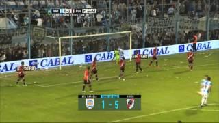 Todos los goles. Fecha 17. Torneo Primera División 2015.Fútbol Para Todos