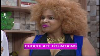 Fountain Of Chocolate Anyone? (Part 2)