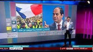 بي_بي_سي_ترندينغ: تصريحات #السيسي عن ظروف المعيشة وأسعار البنزين تثير جدلا في #مصر