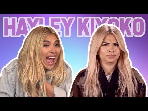 Hayley Kiyoko FUNNY MOMENTS Try not to Laugh