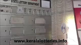 Kerala lottery Thiruvonam Bumper 2017 draw