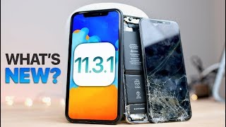iOS 11.3.1 Released! What