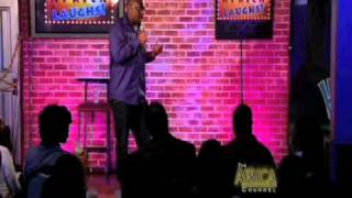 Africa Laughs - The Comedy of Edwin Okong'o