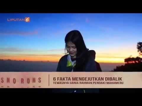 6 Fakta Mengejutkan di Balik Tewasnya Dania Rahman Pendaki Mahameru