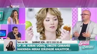 Op. Dr. Burak Uğraş - Beyaz TV Sağlık Zamanı 27.05.2017