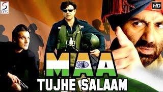 Maa Tujhe Salaam  ᴴᴰ - Bollywood Action Blockbuster Full Movie HD