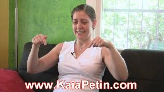 Massage Therapy Tips 2: How to Give a Back Rub for Relaxation and Pain Relief