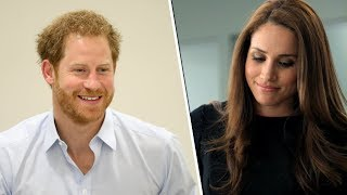 Prince Harry had 'TWO YEAR crush' on 'ideal girl' Meghan after watching her in Suits