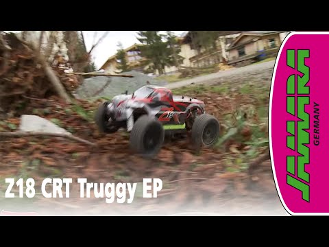 Jamara Z18 CRT Truggy EP 2,4GHZ Lipo