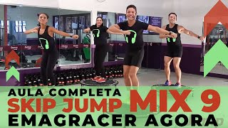 SKIP JUMP MIX 9 - by Tatiana Trévia