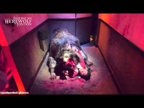 Halloween Horror Nights 2014 at Universal