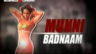 Making of Munni Badnaam Hui item song from Salman Khan's Dabangg