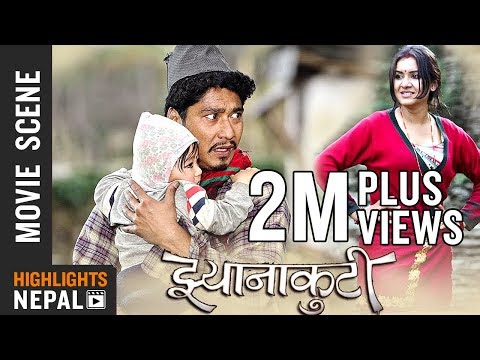 Xxx Mp4 Marna Jana Lako New Nepali Movie JHYANAKUTI 2018 2075 Scene Saugat Malla Benisha Hamal 3gp Sex