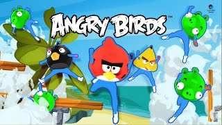 Angry Birds in Just Dance 2016 By Balkan Blast Remix