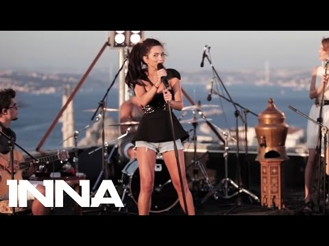 INNA INNdiA Rock the Roof Istanbul