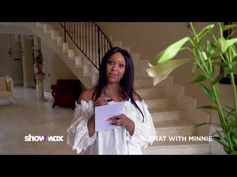 Mini chat with Minnie Dlamini | Full Interview | Showmax