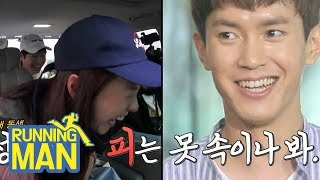 Seok Jin Forgot to Bring His Baby Back From his Baby's Birthday Party [Running Man Ep 399]