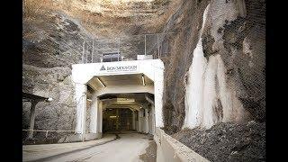 Doomsday Map Has Billionaires Scrambling For Bunkers