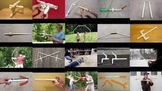 20 PVC Pipe Projects to Build - PVC DIY Fun Toys