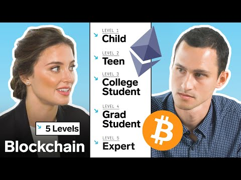 Xxx Mp4 Blockchain Expert Explains One Concept In 5 Levels Of Difficulty WIRED 3gp Sex