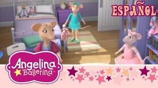 Angelina Ballerina -  Angelina é  Festa do Pijama