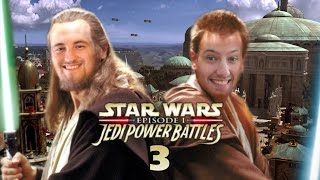 City of Theed: Star Wars Explained Plays Jedi Power Battles Part 3