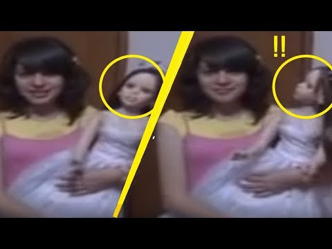 5 Haunted Dolls Caught On Camera Moving & Spotted In Real Life!