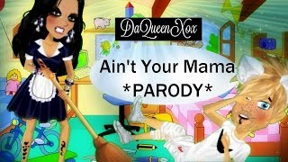 MovieStarPlanet - Ain't Your Mama *PARODY* 10K SUBS SPECIAL