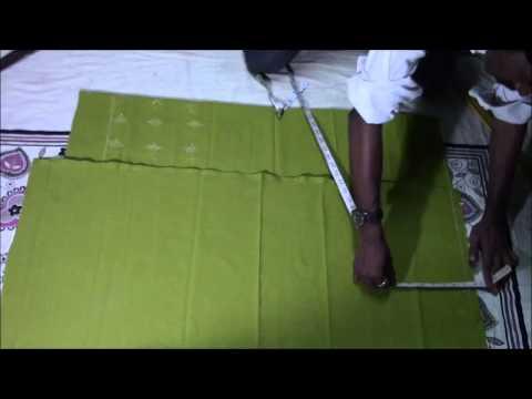 Punjabi Suit Tutorial   Kameez Cutting