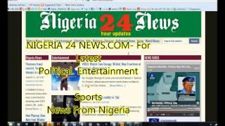 Latest News From Nigeria, Nigerian music, Nollywood news,Naija politics