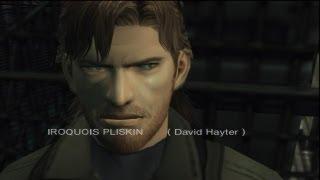 Metal Gear Solid 2: Sons Of Liberty HD Cutscenes - Vamp And Pliskin