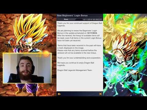 Xxx Mp4 New Login Bonuses And Account Rerolling Dragon Ball Legends DB DBL 3gp Sex