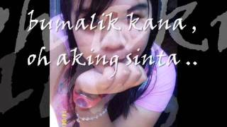 bumalik kana by :Crime Locca w/lyrics