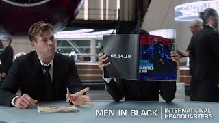MEN IN BLACK: INTERNATIONAL - NBA Finals Spot - Teaser