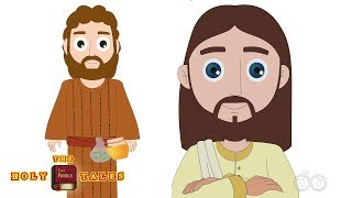 Ministry Of John : A Strange Man | Bible Story for Children | Holy Tales Bible Stories