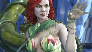 Injustice 2 - Poison Ivy All Ultimate Attacks/Moves