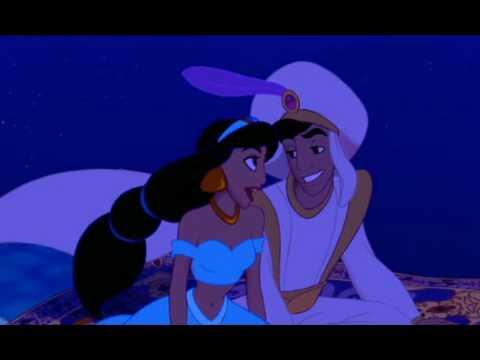 Aladdin A Whole New World High Quality