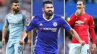 افضل 25 هدف في الدوري الانجليزي لسنة 2016/2017 (الجزء الاول)