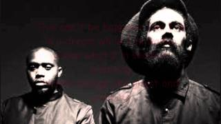 Road to Zion - Damien Marley ft. Nas (Lyrics)