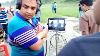 bangla natok/ drama shooting 2018 ft afran nisho, urmila ,