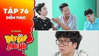 Biệt đội siêu hài tập 76 - Tiểu phẩm: Phát La bức xúc vì Lê Nam dạy dỗ Đỗ Phong, Hồng Thanh sai cách
