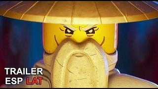 LEGO NINJAGO - Trailer Español Latino 2017