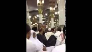 إمام المسجد النبوي - السحيباني -حكام مصر الجدد غدرة فجرة هم ومن مولهم وساعدهم ...