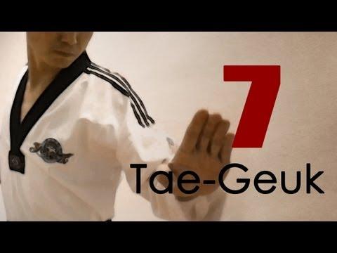 Xxx Mp4 WT Taekwondo Poomsae Taegeuk 7 Jang Explanations 태극 7장 TaekwonWoo 3gp Sex