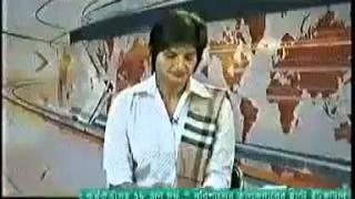 Siddique nazmul alam with munni saha