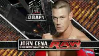 Official WWE Draft 2011 Full Highlights HQ